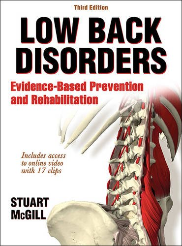 Low Back Disorders-3rd Edition with Web Resource: Evidence-Based Prevention and Rehabilitation -