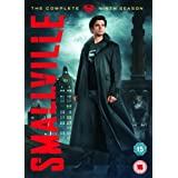 "Smallville - Season 9 [UK Import]von ""WARNER HOME VIDEO"""