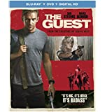 The Guest (Blu-ray + DVD + DIGITAL HD)
