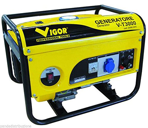 Generatori / Generatore Vigor V - T3000 4T KVA 2,0