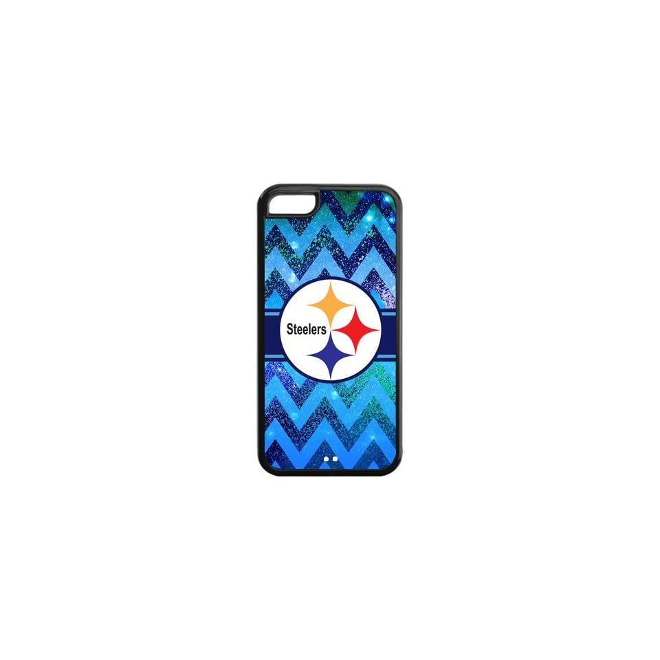 USA NFL Pittsburgh Steelers Hard Cover for Iphone 5C Case,Best Speck HD Phone Case,Steelers Logo Iphone Case Electronics