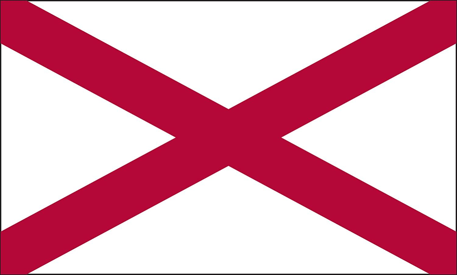 Free Coloring Pages Alabama State Flag Coloring Page
