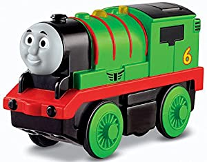 Thomas Wooden Railway - Battery-Operated Percy