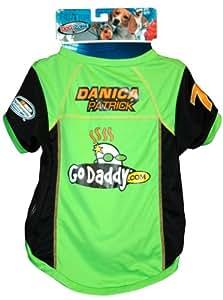 Dog Zone NASCAR Pit Crew Shirt Small Danica Patrick