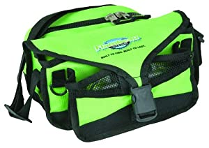 Flambeau Tackle Kwikdraw Ice Softside Tackle Box (Lime Green, 10x6x5-Inch) by Flambeau Tackle
