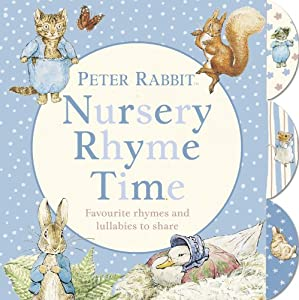 Peter Rabbit Nursery Rhyme Time by Warne