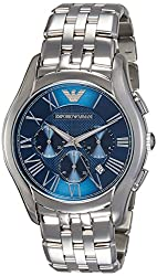 Emporio Armani Analog Blue Dial Mens Watch - AR1787