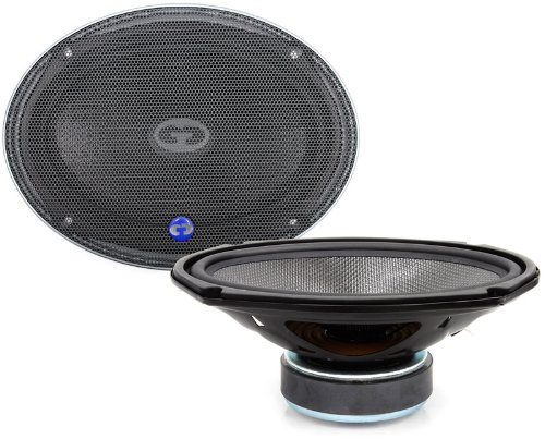 "Cl-69Sub/Cf - Cdt Audio 6""X9"" Carbon Fiber Midwoofers / Subwoofers"