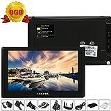 Hieha® 7 Zoll 8GB LKW PKW Car Auto KFZ Europe