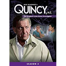 Quincy, M.E.: Season Five