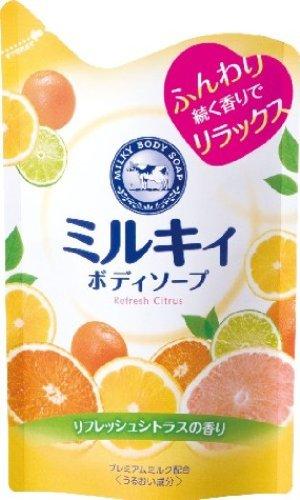 ミルキィ BS Rシトラスの香り 替 430ml