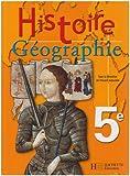 echange, troc Vincent Adoumié, Collectif - Histoire-Géographie 5e
