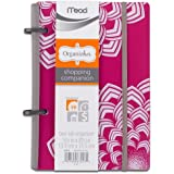 Mead Organizher Shopping Companion, 5.5 x 8.5 Inches, Pink (67022)