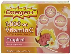 Emergen-C Tropical, 30-count
