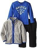Nautica Baby Boys' 3 Piece Outerwear Denim Set