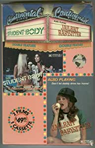 Amazon.com: Double Feature: The Student Body & Jailbait Babysitter