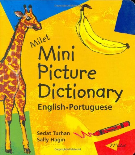 Milet Mini Picture Dictionary: English-Portuguese front-460763