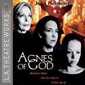 Agnes of God  by John Pielmeier Narrated by Barbara Bain, Emily Bergl, Harriet Harris