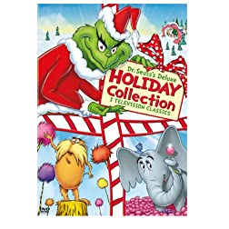 Dr Seuss's Deluxe Holiday Collection