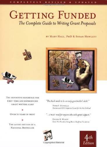 the complete book of grant writing pdf