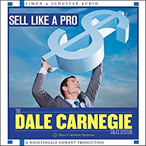 Sell Like a Pro Audiobook