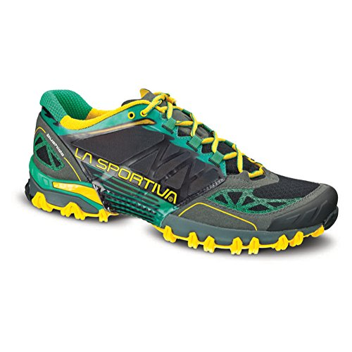 pictures of La Sportiva Bushido Trail Running Shoes - AW15 - 10.5 - Black