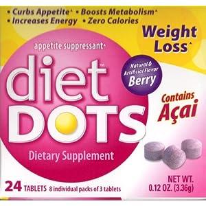 Diet Dots Dietary Supplement Weight Loss