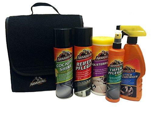 ARMOR ALL 90900 Pflege Set mit Kofferraum - Tasche