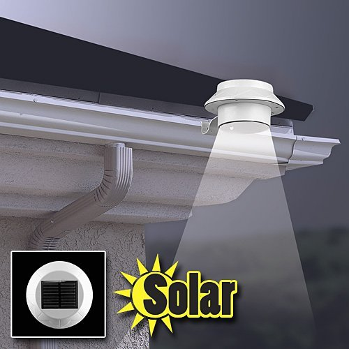 On The Way (Tm) Outdoor Solar Powered Led Light