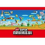 Ensky New Super Mario Bros. Wii 108 Piece Jigsaw Puzzle