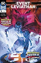 Event Leviathan #4 by Brian Michael Bendis