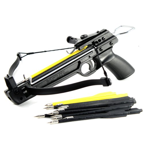 50-lb. Pistol Crossbow
