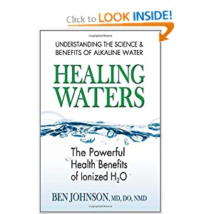 Healing Waters The Powerful Health Benefits of Ionized