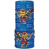 Buff Kids Licenced Jnr Polar Buff Multifunctional Headwear - KUK Tuercas/Habor, 23 cm