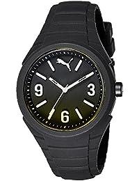 amazon in puma watches puma analog black dial unisex s watch pu103592010