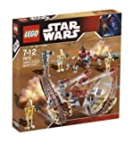 LEGO Star Wars 7670 Hailfire Droid and Spider Droid