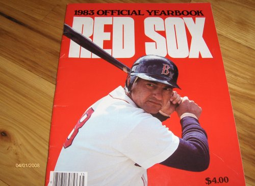 1983 Boston Red Sox Official Yearbook at Amazon.com