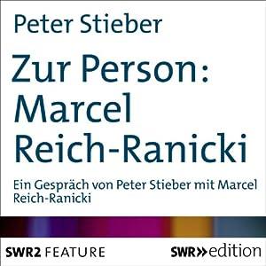 Zur Person: Marcel Reich-Ranicki Hörbuch