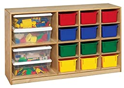 Durable Mobile Storage with Shelves