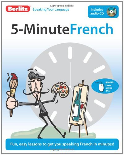 5Minute French (English and French Edition) Picture