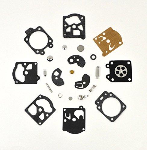 Carburetor Diaphragm Gakset Repair Rebuild Kit Diaphragm for Walbro K10-WAT Stihl 028AV 031AV 032 032AV FS40 FS44 FS85 FS586 FS88 FS106 FS180 09 010 011 028 Chainsaw (Stihl 031av Carburetor compare prices)