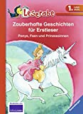 Leserabe - Sonderausgaben: Zauberhafte Geschichten für Erstleser. Ponys, Feen und Prinzessinnen