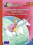 Leserabe - Sonderausgaben: Zauberhafte Geschichten für Erstleser. Ponys, Feen und Prinzessinnen (HC - Leserabe - Sonderausgabe) bei Amazon kaufen