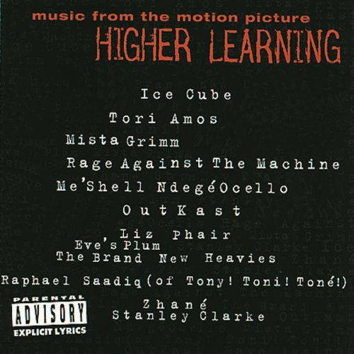 Liz Phair - Higher Learning: Music From The Motion Picture - Zortam Music