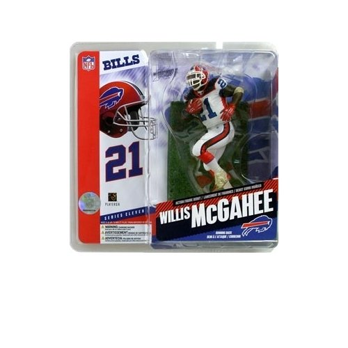 McFarlane Sportspicks: NFL Series 11 Willis McGahee (Chase Variant) Action Figure