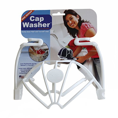 baseball cap holder for washing machine