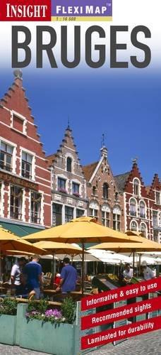 Insight Flexi Map: Bruges (Insight Flexi Maps)