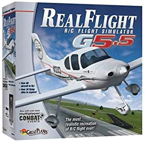 Great Planes Realflight G5.5 Flight Simulator Mode 2