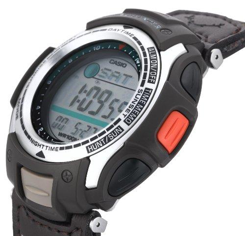 CASIO 腕時計 PATHFINDER パスファインダー HUNTING TIMER PAS-410B-5V メンズ [逆輸入品]