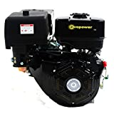 Evopower EVO420 14hp 420cc (Honda GX390 Replacement) 25mm Recoil Petrol Engine